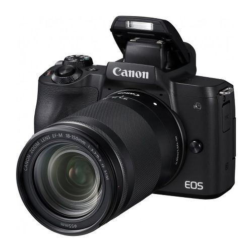 Фотоаппарат Canon EOS M50 Kit EF-M 18-150mm IS STM Black