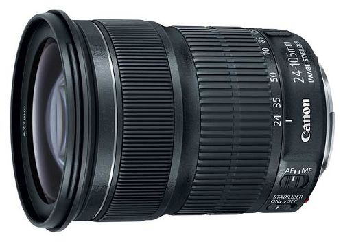 Объектив Canon EF 24-105mm f/3.5-5.6 IS STM White Box