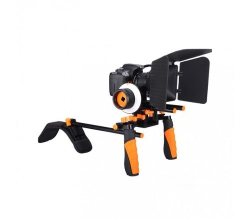 Плечевой упор Aputure MagicRig DSLR Camera Bracket V2 Set