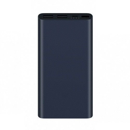 Внешний аккумулятор Xiaomi Mi Power Bank 2i 10000 mAh VXN4229CN Black