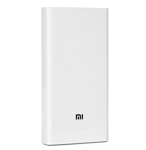 Внешний аккумулятор Xiaomi Mi Power Bank 2C 20000 mAh VXN4212CN White