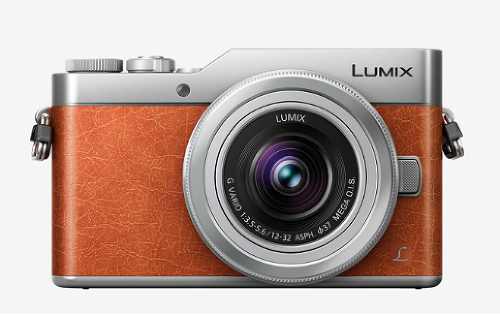 Фотоаппарат Panasonic Lumix DMC GX850 Kit 12-32 Orange