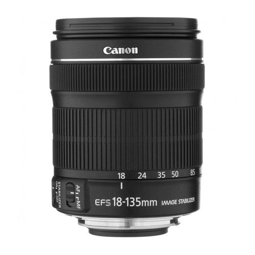 Объектив Canon EF-S 18-135mm f/3.5-5.6 IS STM White Box